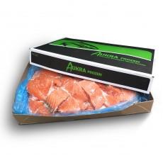 Куски лосося б/ш с/м Aukra NOR (7 кг)