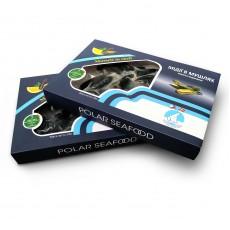 Мидии в ракушке в/м 50-70 Polar Seafood (CHL) (10х500 г)