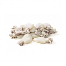 Каракатица целая очищенная с/м 40-60 Polar Seafood (IND)