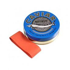 Банка жестяная для черной икры 100 грамм. (Caviar Malossol)
