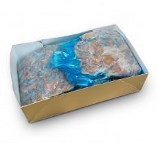 Обрезь лосося (полосками) копченая б/ш с/м Arctic Fish Products (GBR) (4x5)