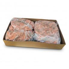 Куски лосося (полосками) б/ш с/м (NOR) (2*7,5 кг)